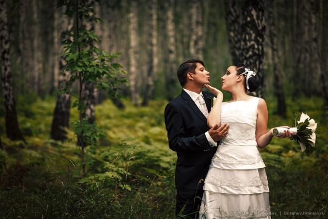 Пожалуй, самая необычная свадьба сезона 2012 г.