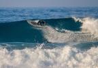 Famara Surf Mirror Beach